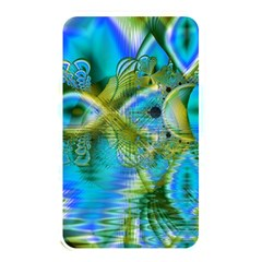 Mystical Spring, Abstract Crystal Renewal Memory Card Reader (rectangular) by DianeClancy