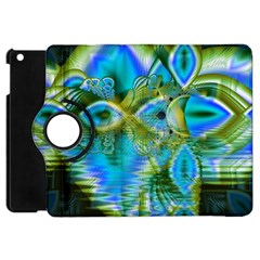 Mystical Spring, Abstract Crystal Renewal Apple Ipad Mini Flip 360 Case by DianeClancy
