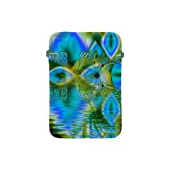 Mystical Spring, Abstract Crystal Renewal Apple Ipad Mini Protective Sleeve by DianeClancy