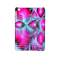 Ruby Red Crystal Palace, Abstract Jewels Apple Ipad Mini 2 Hardshell Case by DianeClancy