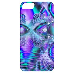 Peacock Crystal Palace Of Dreams, Abstract Apple Iphone 5 Classic Hardshell Case by DianeClancy