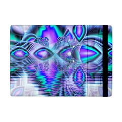 Peacock Crystal Palace Of Dreams, Abstract Apple Ipad Mini Flip Case by DianeClancy