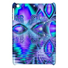 Peacock Crystal Palace Of Dreams, Abstract Apple Ipad Mini Hardshell Case by DianeClancy