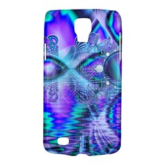 Peacock Crystal Palace Of Dreams, Abstract Samsung Galaxy S4 Active (i9295) Hardshell Case by DianeClancy