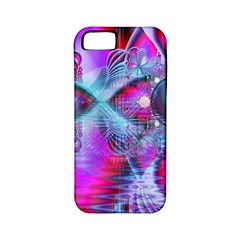 Crystal Northern Lights Palace, Abstract Ice  Apple Iphone 5 Classic Hardshell Case (pc+silicone) by DianeClancy