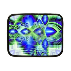 Irish Dream Under Abstract Cobalt Blue Skies Netbook Case (small) by DianeClancy
