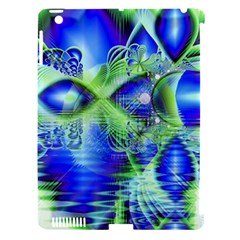 Irish Dream Under Abstract Cobalt Blue Skies Apple Ipad 3/4 Hardshell Case (compatible With Smart Cover) by DianeClancy