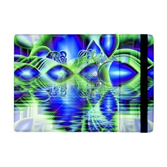 Irish Dream Under Abstract Cobalt Blue Skies Apple Ipad Mini Flip Case by DianeClancy