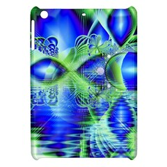 Irish Dream Under Abstract Cobalt Blue Skies Apple Ipad Mini Hardshell Case by DianeClancy