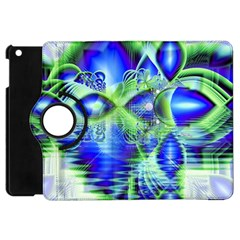 Irish Dream Under Abstract Cobalt Blue Skies Apple Ipad Mini Flip 360 Case by DianeClancy