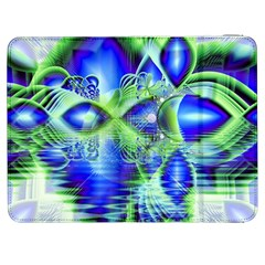 Irish Dream Under Abstract Cobalt Blue Skies Samsung Galaxy Tab 7  P1000 Flip Case