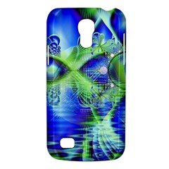 Irish Dream Under Abstract Cobalt Blue Skies Samsung Galaxy S4 Mini (gt I9190) Hardshell Case  by DianeClancy