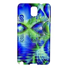 Irish Dream Under Abstract Cobalt Blue Skies Samsung Galaxy Note 3 N9005 Hardshell Case by DianeClancy