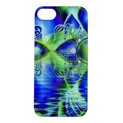 Irish Dream Under Abstract Cobalt Blue Skies Apple Iphone 5s Hardshell Case by DianeClancy