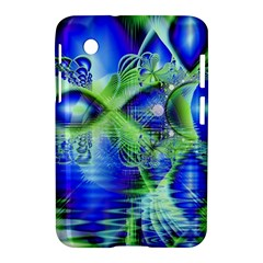 Irish Dream Under Abstract Cobalt Blue Skies Samsung Galaxy Tab 2 (7 ) P3100 Hardshell Case  by DianeClancy