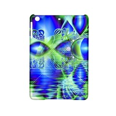 Irish Dream Under Abstract Cobalt Blue Skies Apple Ipad Mini 2 Hardshell Case by DianeClancy