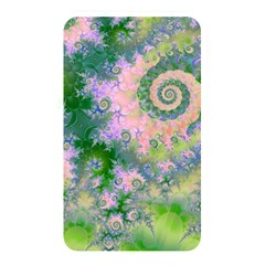 Rose Apple Green Dreams, Abstract Water Garden Memory Card Reader (rectangular) by DianeClancy