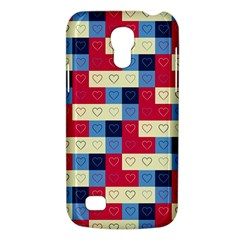 Hearts Samsung Galaxy S4 Mini (gt I9190) Hardshell Case  by Siebenhuehner