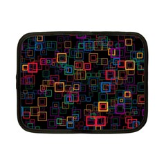 Retro Netbook Sleeve (small) by Siebenhuehner