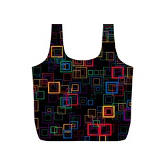 Retro Reusable Bag (s) by Siebenhuehner