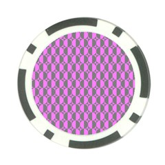 Retro Poker Chip