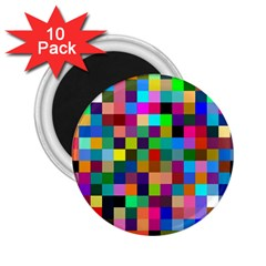 Tapete4 2 25  Button Magnet (10 Pack) by Siebenhuehner