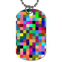 Tapete4 Dog Tag (one Sided) by Siebenhuehner