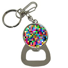 Tapete4 Bottle Opener Key Chain by Siebenhuehner