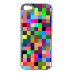 Tapete4 Apple Iphone 5 Case (silver) by Siebenhuehner