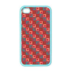 Retro Apple Iphone 4 Case (color) by Siebenhuehner