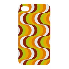 Retro Apple Iphone 4/4s Premium Hardshell Case by Siebenhuehner