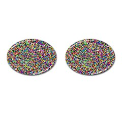 Color Cufflinks (oval) by Siebenhuehner