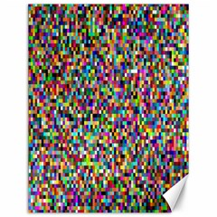 Color Canvas 12  X 16  (unframed) by Siebenhuehner