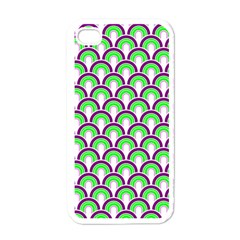Retro Apple Iphone 4 Case (white) by Siebenhuehner