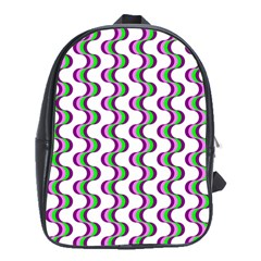 Retro School Bag (xl)