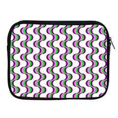 Retro Apple Ipad Zippered Sleeve