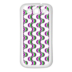 Retro Samsung Galaxy S3 Back Case (white)
