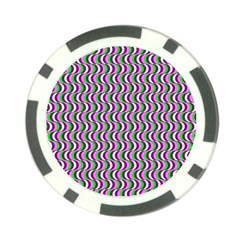 Pattern Poker Chip (10 Pack)