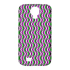 Pattern Samsung Galaxy S4 Classic Hardshell Case (pc+silicone) by Siebenhuehner