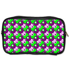 Pattern Travel Toiletry Bag (one Side)
