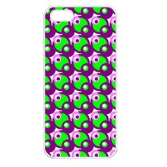 Pattern Apple Iphone 5 Seamless Case (white)