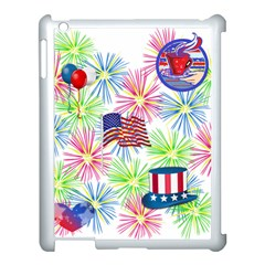 Patriot Fireworks Apple Ipad 3/4 Case (white) by StuffOrSomething