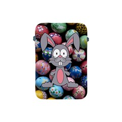 Easter Egg Bunny Treasure Apple Ipad Mini Protective Sleeve by StuffOrSomething
