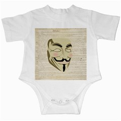 We The Anonymous People Infant Bodysuit by StuffOrSomething