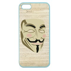 We The Anonymous People Apple Seamless Iphone 5 Case (color) by StuffOrSomething