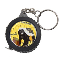 Honeybadgersnack Measuring Tape by BlueVelvetDesigns