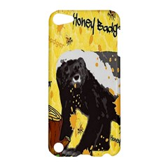 Honeybadgersnack Apple Ipod Touch 5 Hardshell Case by BlueVelvetDesigns