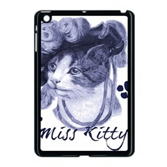Miss Kitty Blues Apple Ipad Mini Case (black)