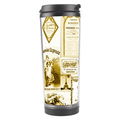 Parisgoldentower Travel Tumbler by misskittys