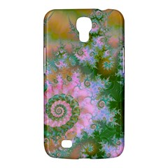 Rose Forest Green, Abstract Swirl Dance Samsung Galaxy Mega 6 3  I9200 Hardshell Case by DianeClancy
